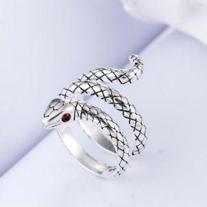 Jewelry - Genuine Thai Silver Cobra Ring